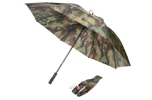 "Gustbuster Golf umbrella 62"" camo"