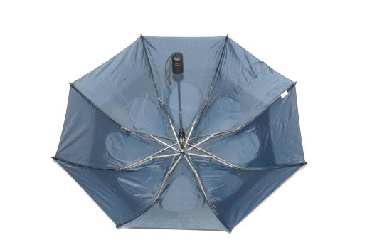Gustbuster Metro umbrella navy open
